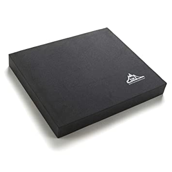Amazon.com: Almohadilla de espuma negra de equilibrio para ...