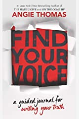 Find Your Voice: A Guided Journal for Writing Your Truth Paperback