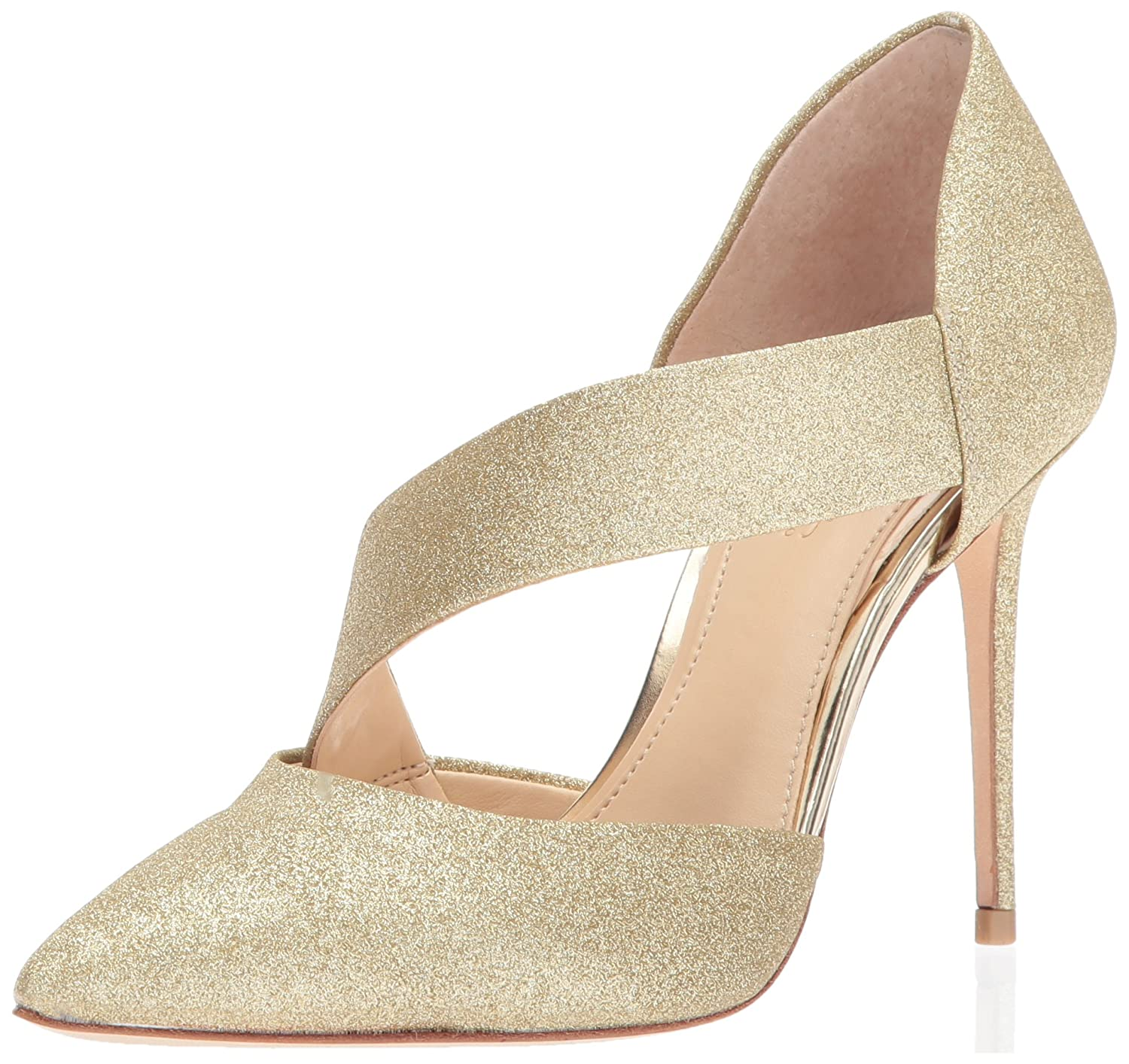Soft gold Vince Camuto Imagine Women's OYA Pump