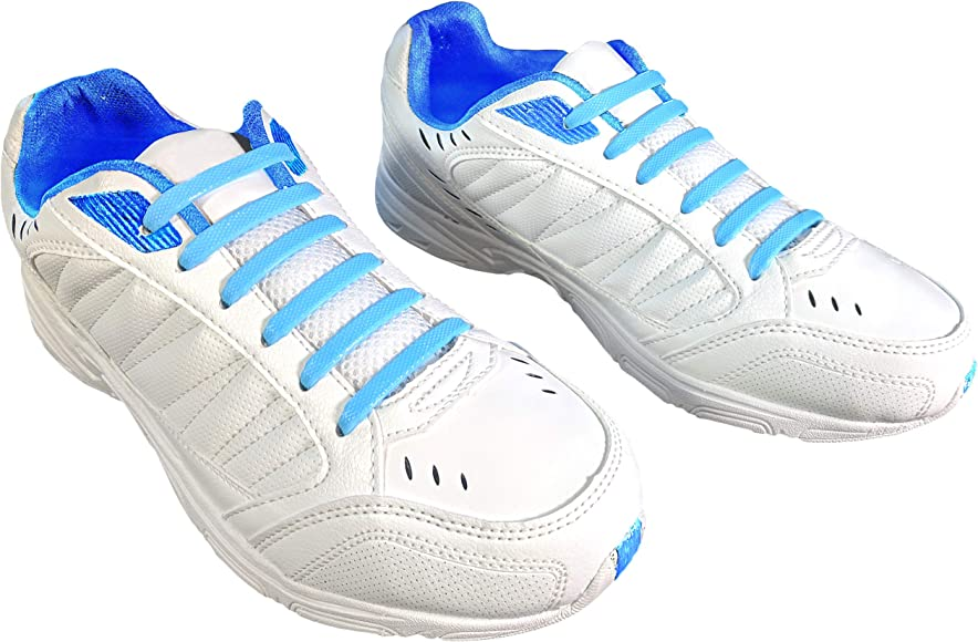 Erkies Unisex Elastic No-Tie Shoelaces