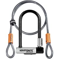Kryptonite (001973/001683 ANTIRROBO U KRYPTOLOK Mini-7 w/Flex Cable