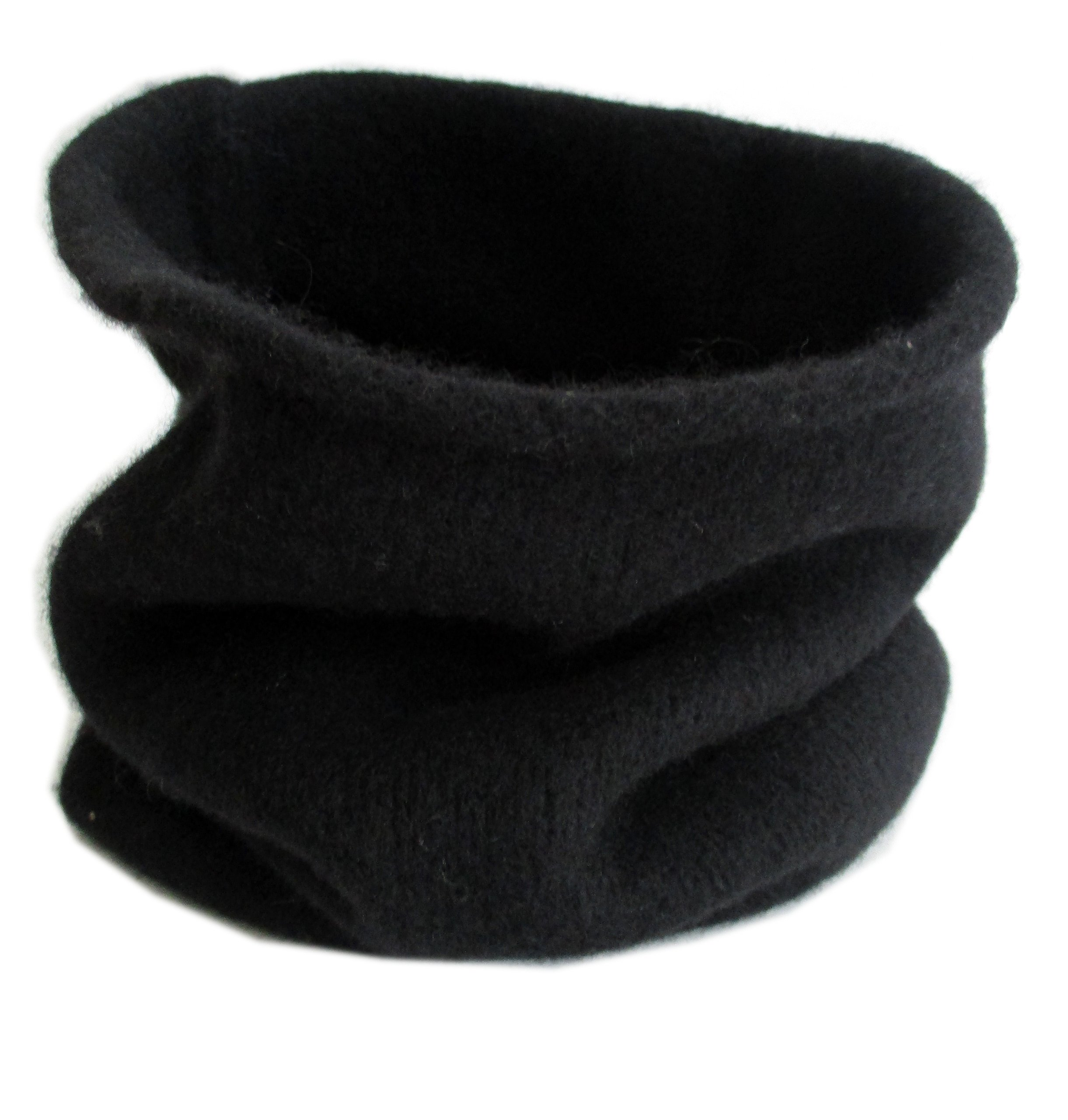 Frost Hats Cashmere Neck Warmer CSH-891 (Black) by Frost Hats (Image #1)