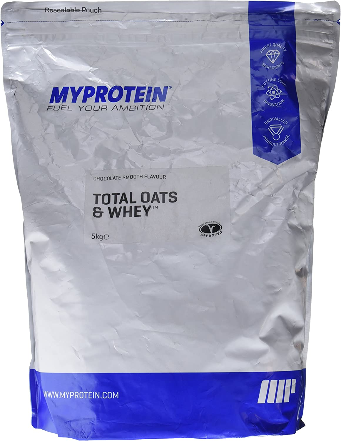 MyProtein Total Oats And Whey Mezcla de Proteína y Avena ...