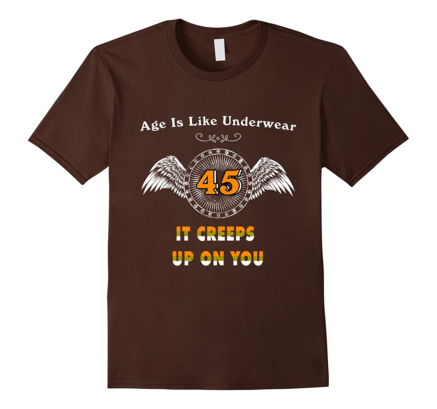 Gift For 45th Birthday T Shirts Men Turning 45 PL