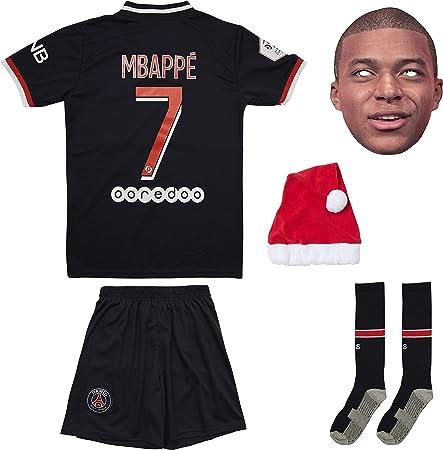 UK 19//20 Adult Kids Soccer Football Kits Home Away Jersey Shirt  Team Suit Socks