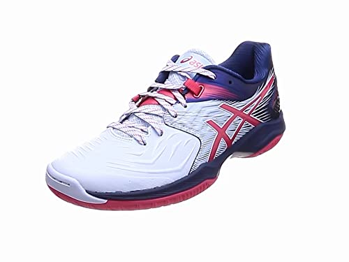 cheap for discount d399e afb21 ASICS Women s Blast Ff Handball Shoes, (Soft Sky Blue Print 400),