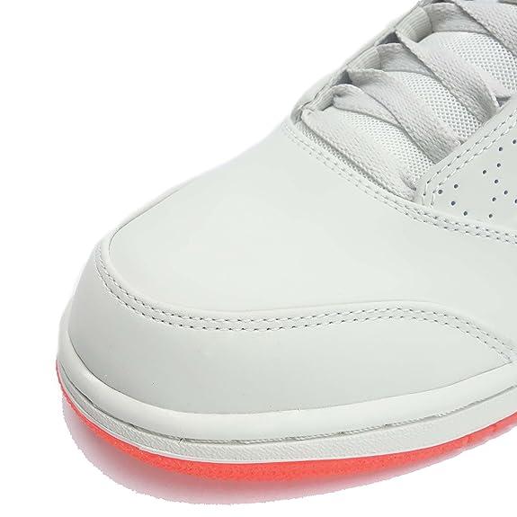 Nike Uomo Jordan 1 Flight 5 Premium 881434 018 - CHIARO ossa, 41