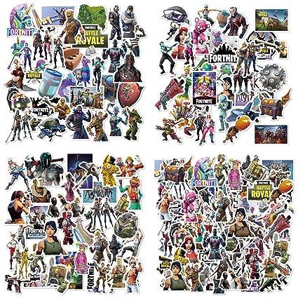 Hizoop 100 piezas de pegatinas para juegos, decoraciones ...