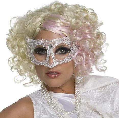Lady Gaga wig (peluca): Amazon.es: Juguetes y juegos