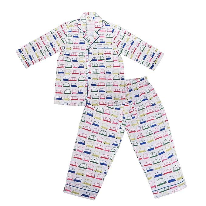 Amazon.com: Juego de traje de noche gigglebuns algodón para ...