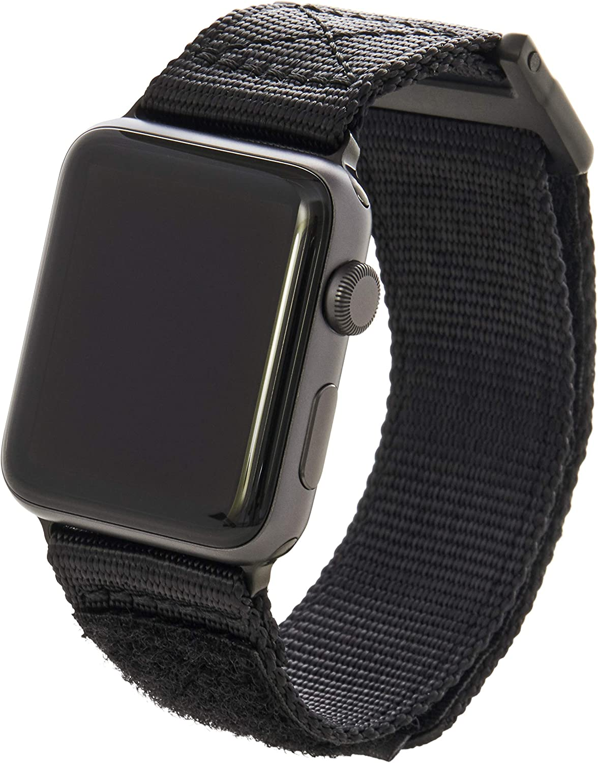 SAVIOR SURVIVAL GEAR Band Compatible with Apple Watch 44mm/42mm (iWatch Series 6/5/4/3/2/1/SE) Durable Nylon Replacement Strap