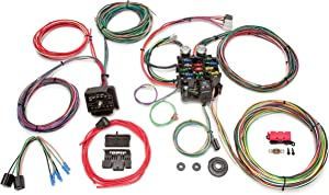 Painless 10106 Classic Customizable Jeep CJ Harness (1976-1986, 22 Circuits)