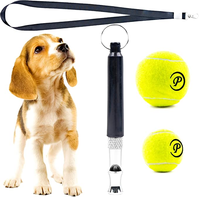Dog Whistle,Adjustable Pitch Ultrasonic Training Tool,Bark Control Devices for Dogs 211.5 with Whistle Dog Whistle no 2 Pack