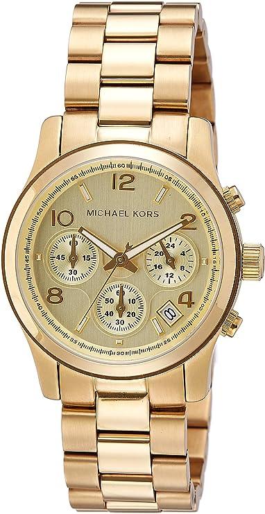 Michael Kors Reloj de Cuarzo MK5055: Michael Kors: Amazon.es: Relojes