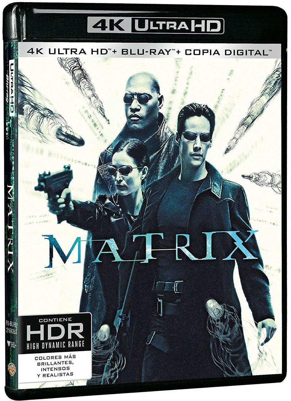 Matrix Blu-Ray Uhd [Blu-ray]