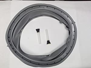 Frigidaire Washer Front Load Door Rubber seal gasket 134515300-FR