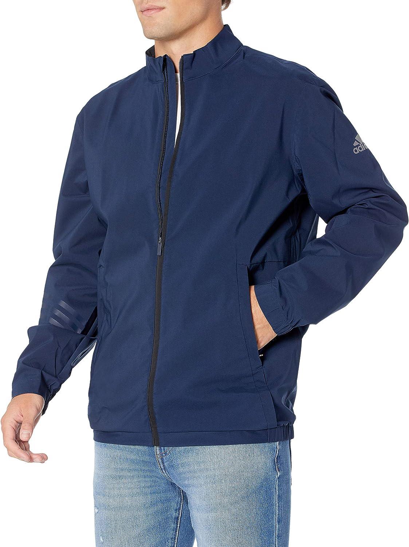 adidas mens Provisional Rain Jacket : Clothing