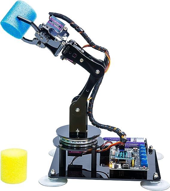 5-DOF Robot Arm 5Axis Robotic Arm Kit