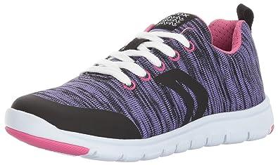 Zapatillas para ni�a, color Morado , marca GEOX, modelo Zapatillas Para Ni�a GEOX J XUNDAY GIRL Morado