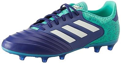 huge discount 9a822 bdba7 adidas Unisex-Erwachsene Copa 18.2 FG CP8955 Fußballschuhe, Mehrfarbig  (Indigo 001),