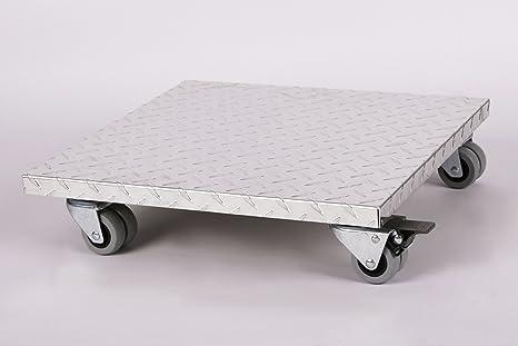 Szagato - Plataforma con ruedas para desplazar muebles y plantas (profesional, 40 x 40