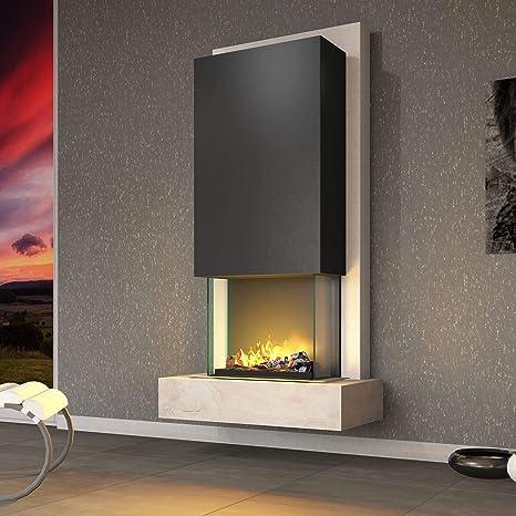 Muenkel Design Arco - Opti-Myst Chimenea Eléctrica Estufa ...