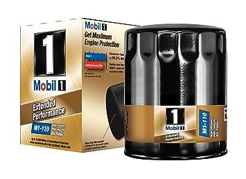 Amazon com mobil 1 m1 110 extended performance oil filter automotive