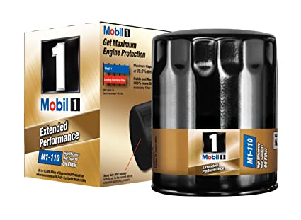 .com: mobil 1 m1-110 / m1-110a extended performance oil filter ...