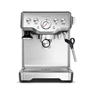 Breville Series BES840XL - Infuser Espresso Machine