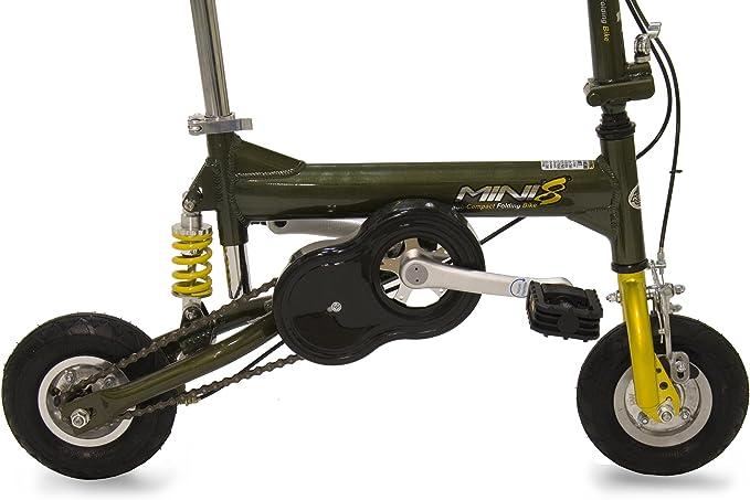 Amazon.com: Kent Mini 8 – Bicicleta plegable: Sports & Outdoors