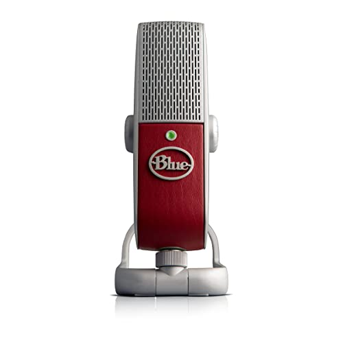 Blue Raspberry Premium Mobile USB Microphone (0304)