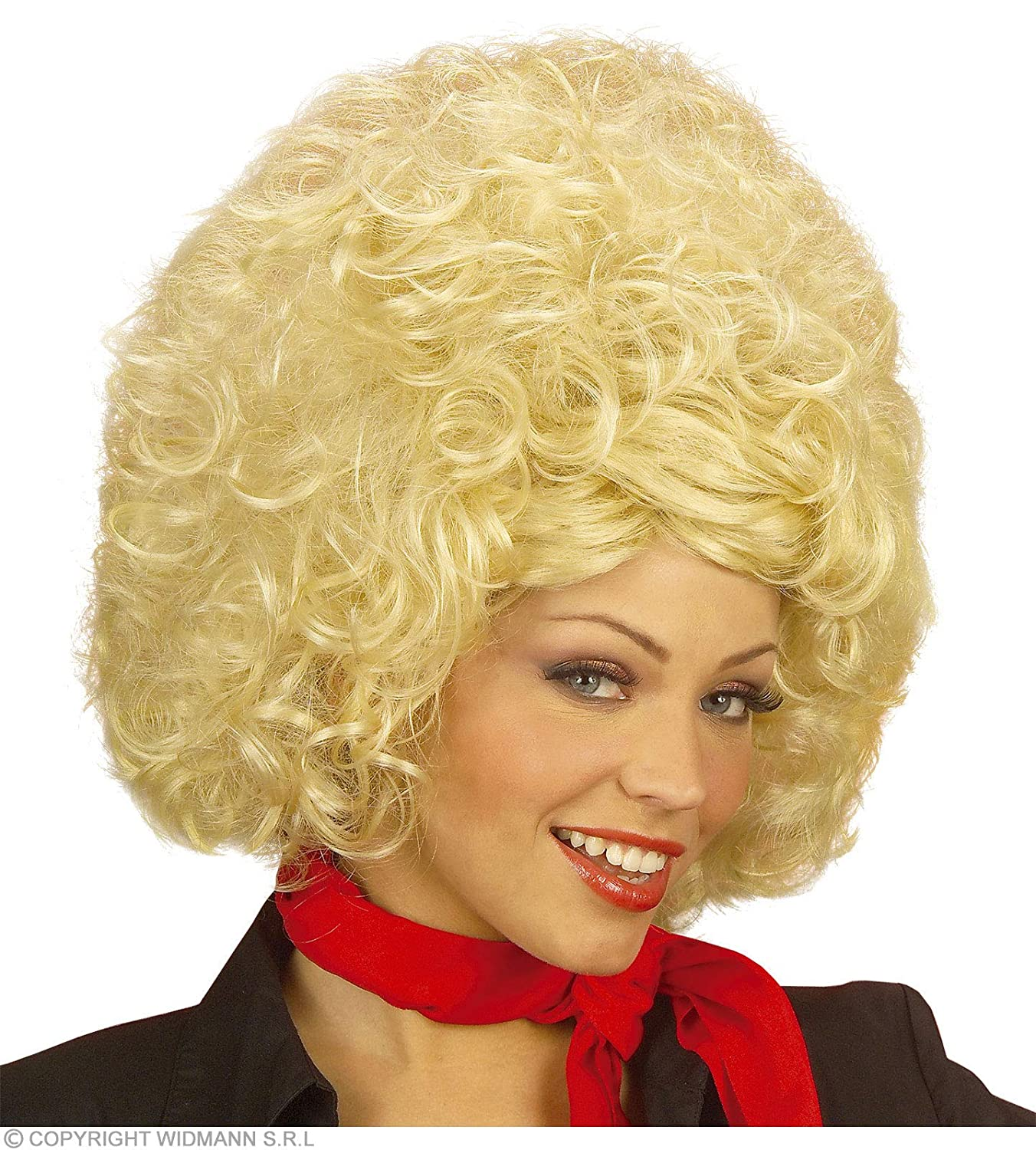 Elton Auburn Wig For Fancy Dress Costumes /& Outfits Accessory