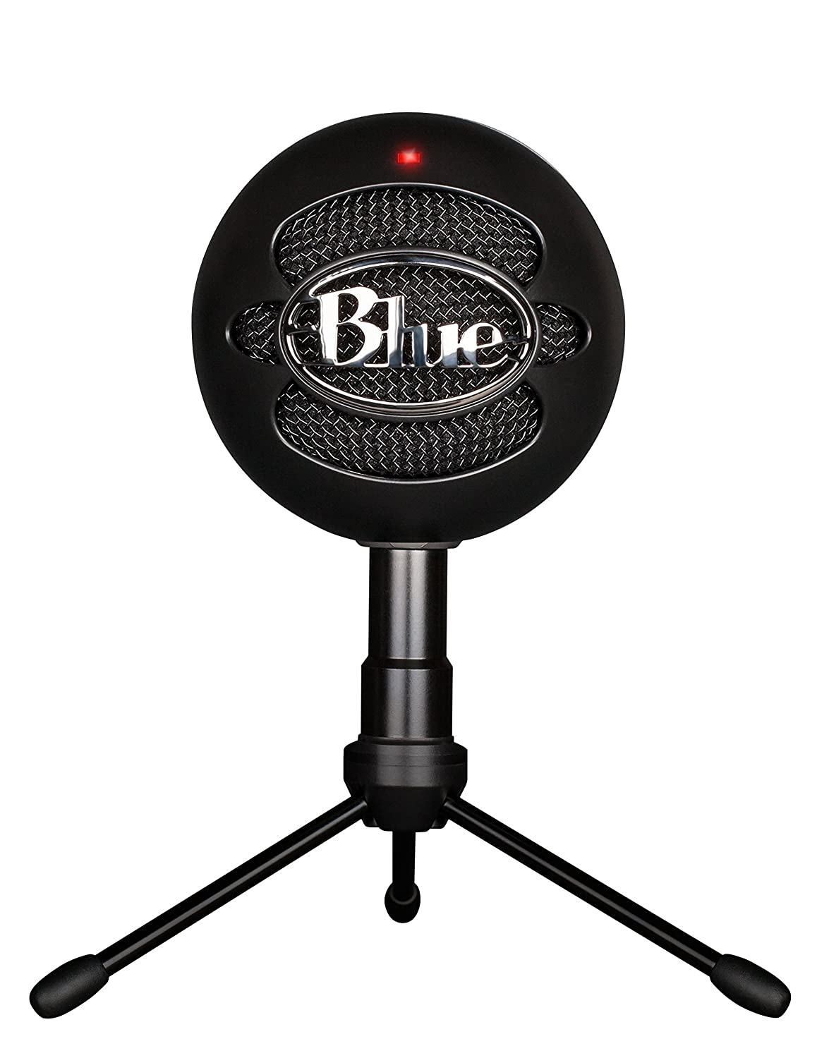 Black Snowball Ice Mic