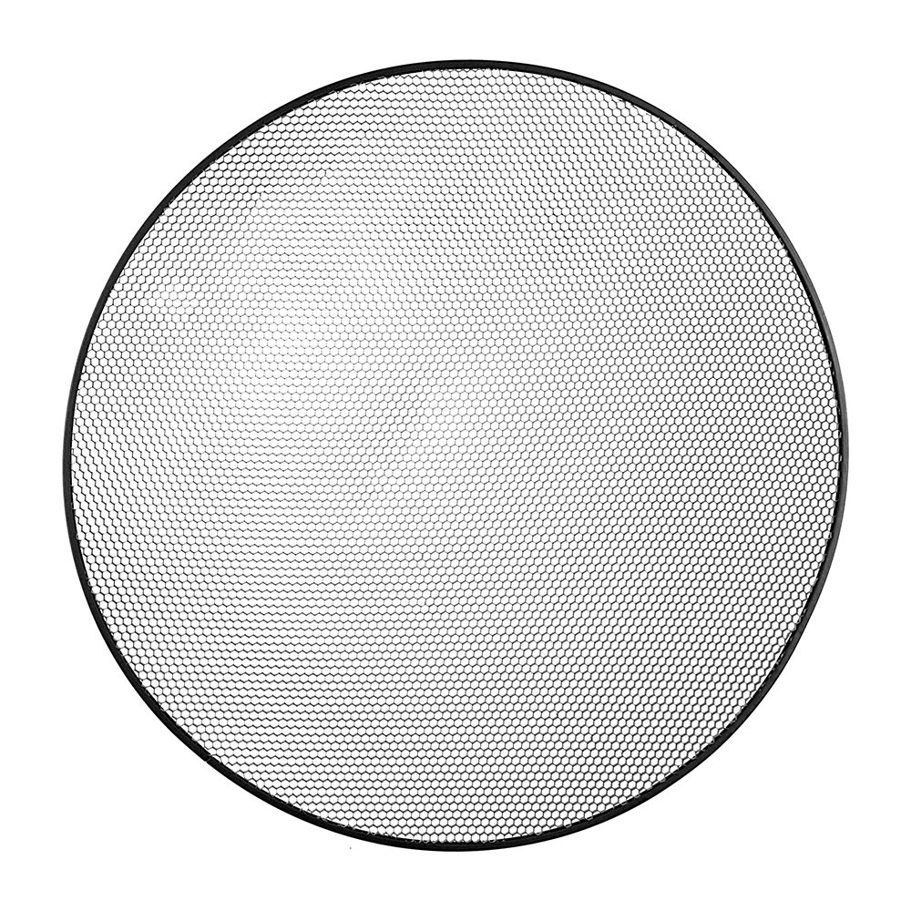 Fotodiox Pro Metal Honeycomb 24-inch Grid (50 degree) for the FACTOR Jupiter24 VR-4500ASVL Studio Light by Fotodiox