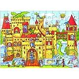 Goki Knight's Castle Puzzle