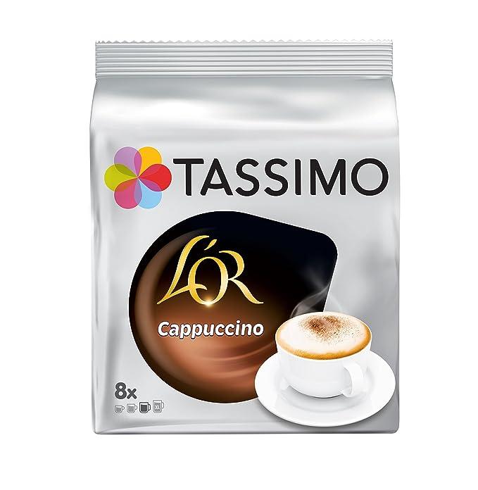 TASSIMO LOR CAPUCCINO - [Pack de ...