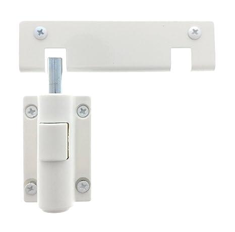 Amazon.com: Patio cerradura de la puerta, niño botón de ...