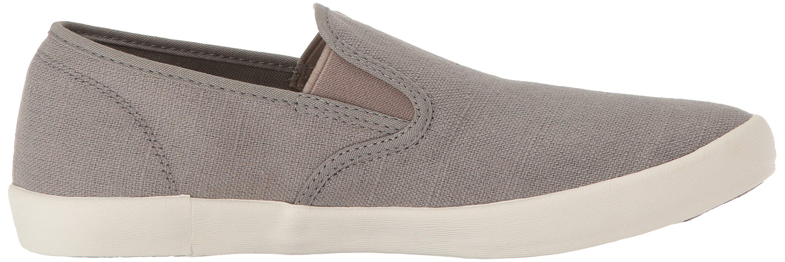 SeaVees Men's Baja Slip On Standard Casual Sneaker,Tin Grey, 12 by SeaVees (Image #7)