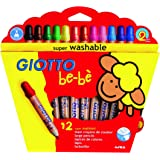 Giotto be-bè super crayons de couleur