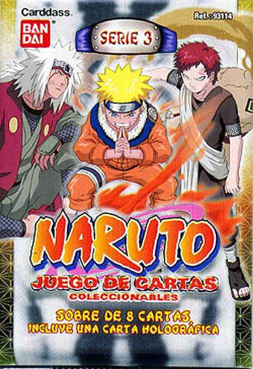 Bandai Sobres Naruto Serie 3