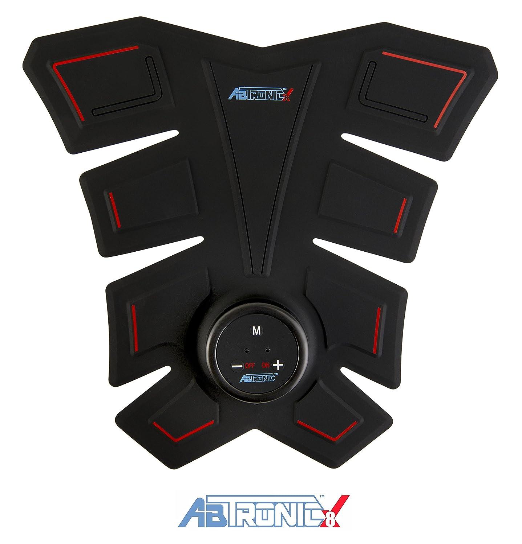アブトロニックX8 グローバルモデル ABTRONIC アブトロ 腹筋パッド EMS   B079L43T5P