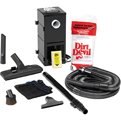 HP Products 9880 Dirt Devil Central Vacuum System: Automotive