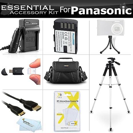 Amazon.com: Kit de accesorios esenciales para cámara ...