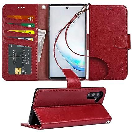 Amazon.com: Arae - Funda tipo cartera para Samsung Galaxy ...