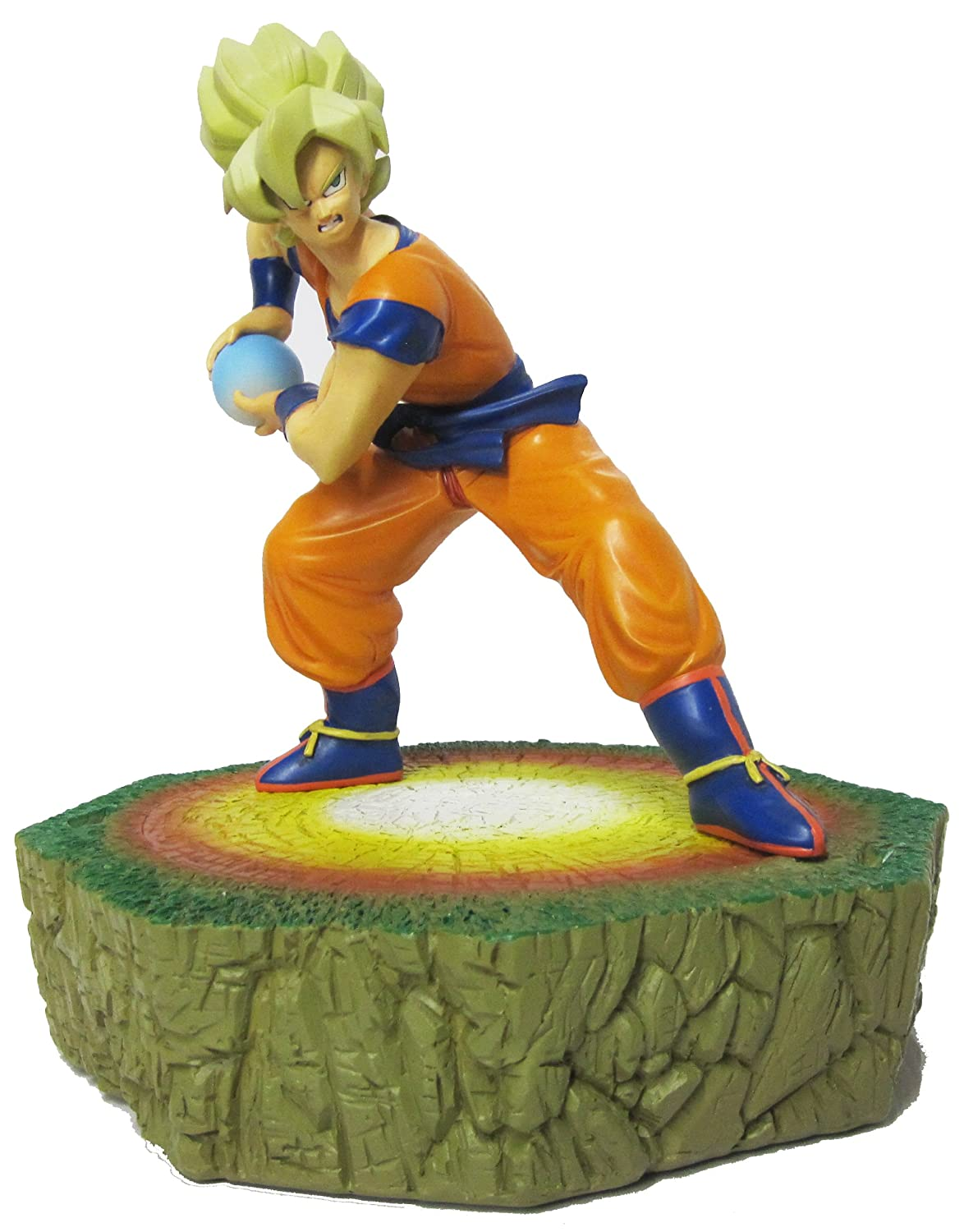 Dragon Ball Z FUNimation Limited Edition Vol. 1 Resin Statue-9