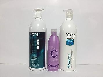 Amazon.com : Fitoxil Shampoo 1000ML + Fitoxil Mask 1000Ml ...
