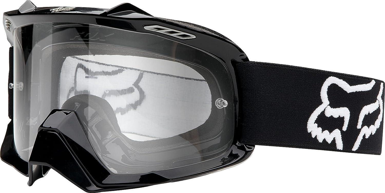 Fox Air Space Goggles 2017 Polka Black//Clear