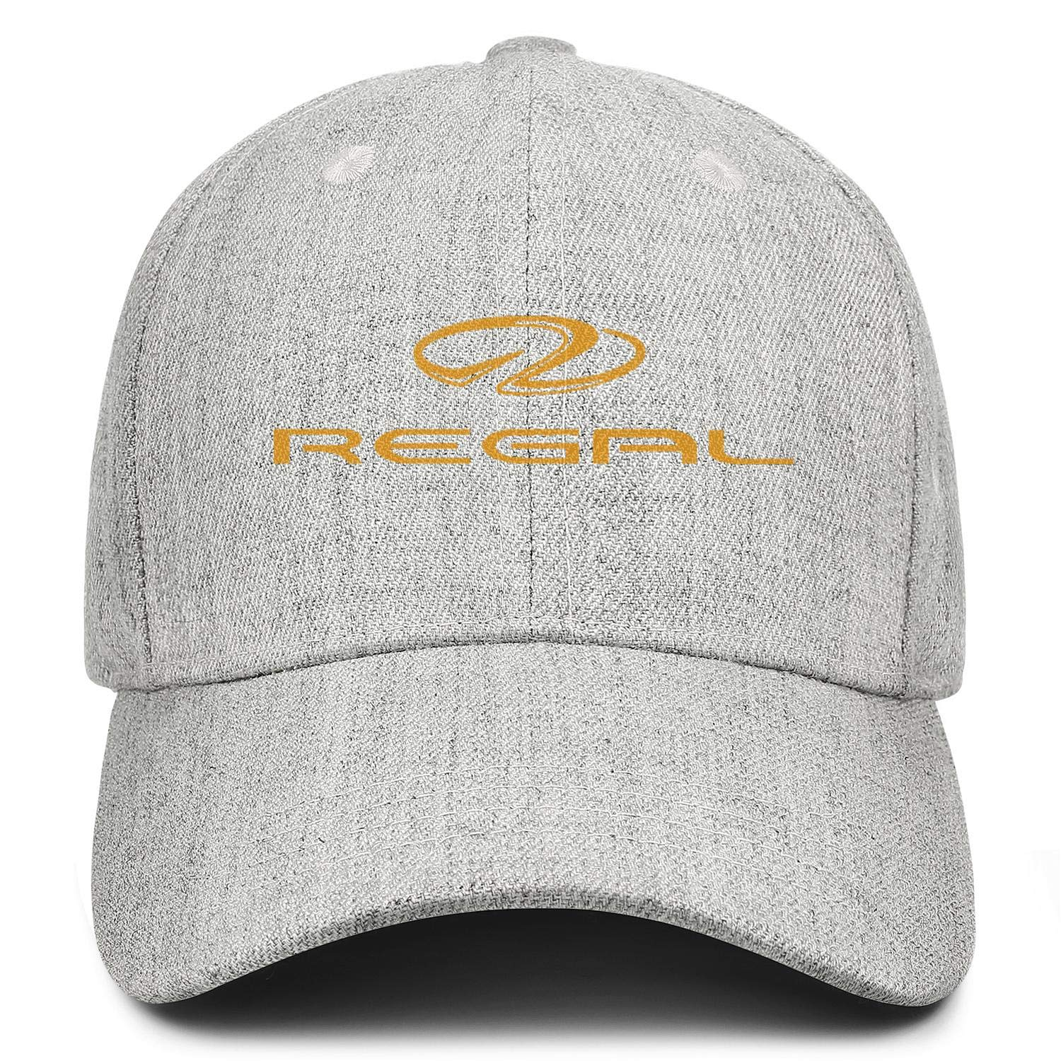 Adjustable Baseball Cap Wool Snapback Dad Hat Cool Unconstructed Trucker Hat LiyeRRy Regal-Yacht-Decal-Gold