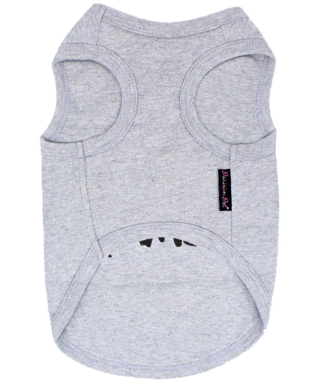 434425f48e464b Amazon.com   Parisian Pet I Love Mommy Dog T-Shirt
