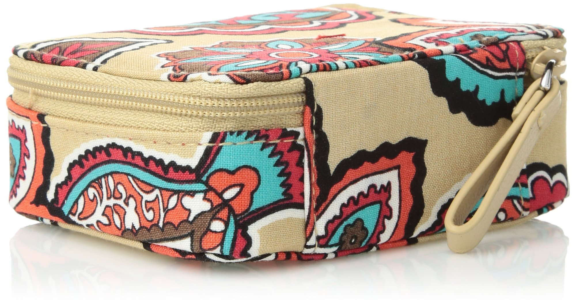 Vera Bradley Iconic Travel Pill Case, Signature Cotton, Desert Floral by Vera Bradley (Image #2)